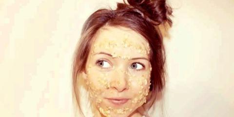 13 Máscaras DIY plátano Cara