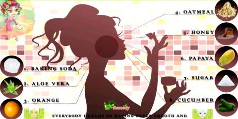 8 Remedios caseros para la desigual tono de piel