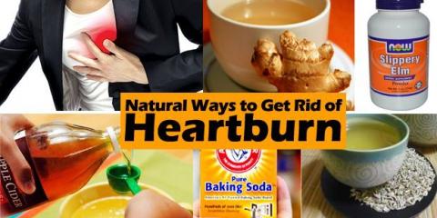 ¿Cómo deshacerse de la acidez estomacal