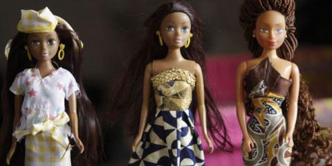 """""""Es negro, como yo"""": la muñeca de juguete y nuestra propia imagen"""