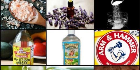 10 Milagro ingredientes naturales que debe estar en todos los hogares