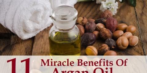 11 beneficios del milagro del aceite de argán para la piel, el cabello y la salud