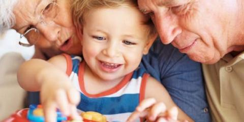 9 razones por qué hay necesidad de mantener una buena unión entre los nietos y abuelos