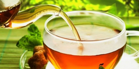 Beneficios para la salud increíble de té verde