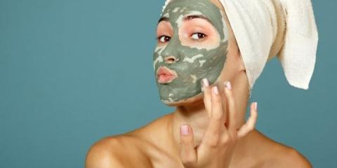 Paquete de cara para pieles claras en casa (conseguir la piel clara, naturalmente, en casa)