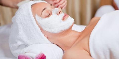 Paquete de cara para una piel radiante en casa (facial para piel brillante)