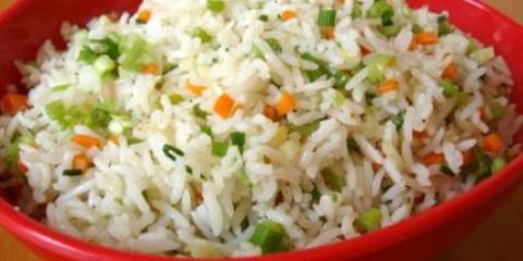 Receta de arroz frito: cómo hacer arroz frito a la perfección?