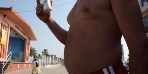 Hormona del amor puede ayudar en la pérdida de peso en los hombres