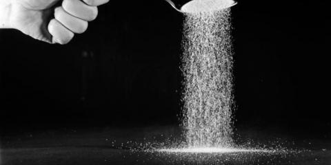 La comida sana tiene una gran cantidad de azúcar! Esto es lo que hay que hacer