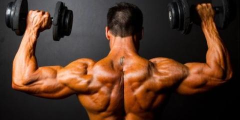¿Cómo construir el músculo rápidamente? (Dieta y ejercicios)