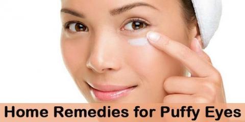 11 remedios caseros de bricolaje para los ojos hinchados