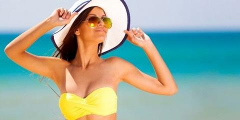 2 Ideas de maquillaje de la diversión para un viaje a la playa