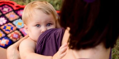 3 razones me encanta amamantar a mi niño