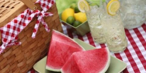 6 golpes comida increíble a verano