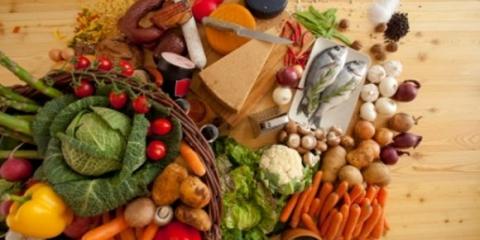 6 alimentos sorprendentes para la salud ocular