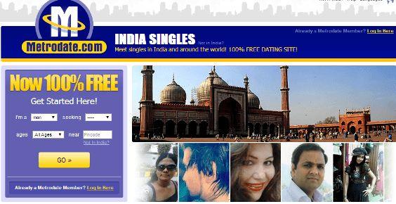 Online dating websites of india