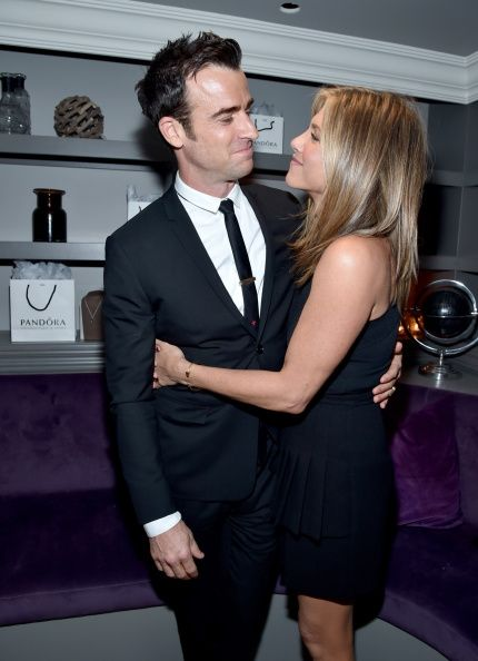 Jennifer Aniston, Esposo