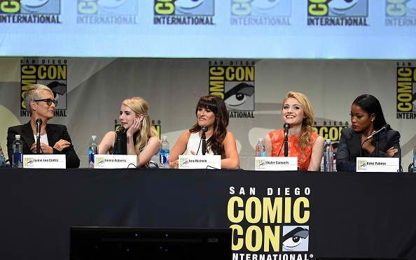 Comic-Con International 2015 -`American Horror Story` And `Scream Queens` Panel