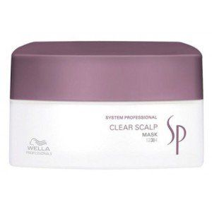 Máscara Wella Professional SP Clear Scalp