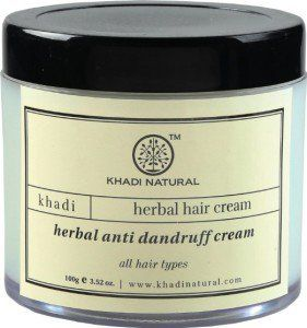 Crema Khadi Herbal Anti Caspa